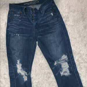 American Eagle High rise Jeans!